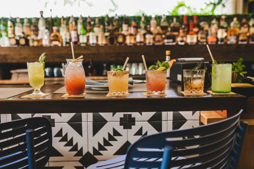 Get Reel Happy - Happy Hour Drinks Rivertail