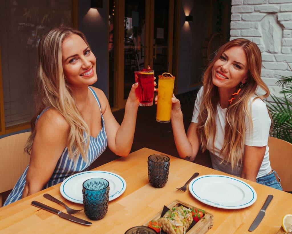 People Enjoying Get Reel Happy - Seafood Happy Hour At Rivertail